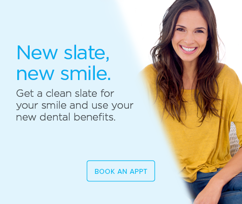 Lacey  Modern Dentistry - New Year, New Dental Benefits